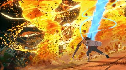Bandai Namco Announces Naruto Shippuden: Ultimate Ninja Storm 4 for Current-Gen And PC