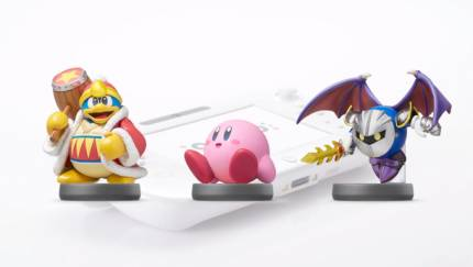 Kirby Gets Support From A Trio Of Amiibos In Rainbow Curse