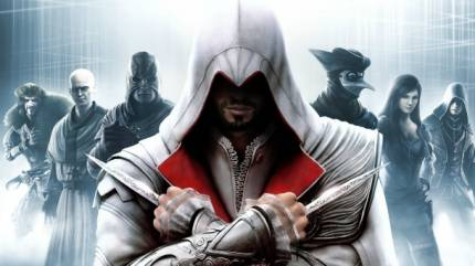 Ranking The Entire Assassin's Creed Series