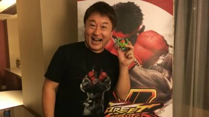 Yoshinori Ono Discusses The Reinvention Of Street Fighter