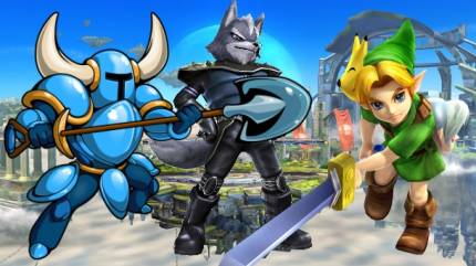 10 Characters We're Voting For As Super Smash Bros. DLC
