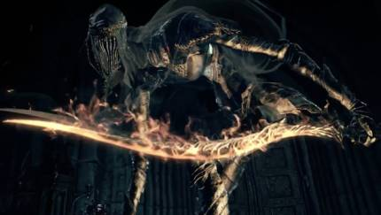 Dark Souls III Releasing April 12, New Gameplay Footage Revealed