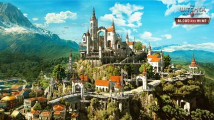 CD Projekt Red Releases First Screenshots For New Expansion