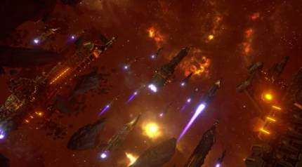 Battlefleet Gothic's Imperium Fleet Accelerates To Ramming Speed