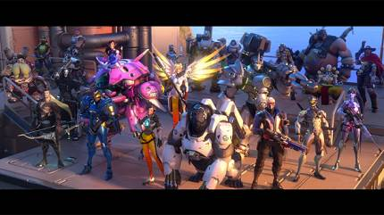 Learn The Seven Nouns That Describe Overwatch With Its Theatrical Trailer