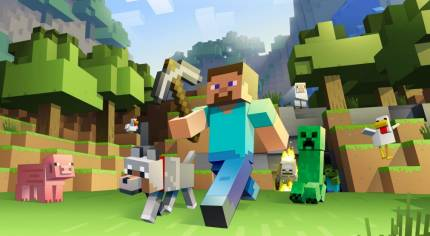 Manually Build Some Holiday Cheer With The Minecraft: Xbox One Edition Holiday Pack