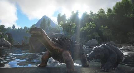 ARK: Survival Evolved on Xbox One Gets Split Screen for Local Co-Op