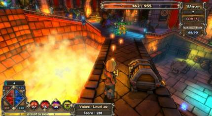 Dungeon Defenders Community Releases an Update Patch