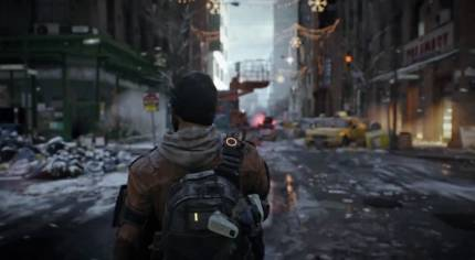 Beta for The Division Delayed Until Early 2016