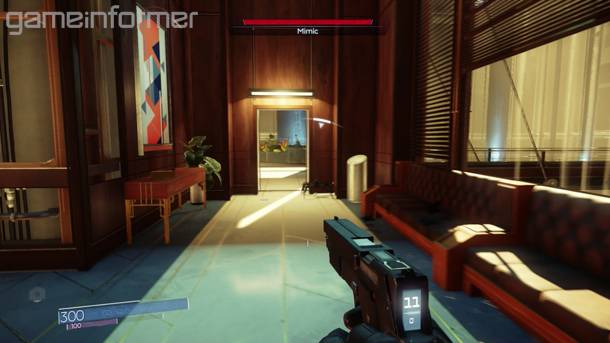Watch Nine Minutes Of Exclusive Prey Gameplay