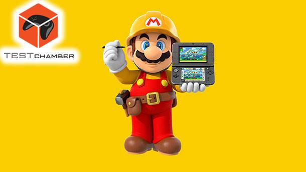 Test Chamber – Super Mario Challenge Is The Highlight Of Mario Maker 3DS