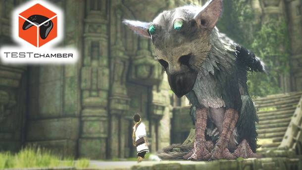 Test Chamber – The First Hour Of The Last Guardian
