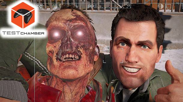 Test Chamber – Showing Off Some Of Dead Rising 4's Craziest Weapons