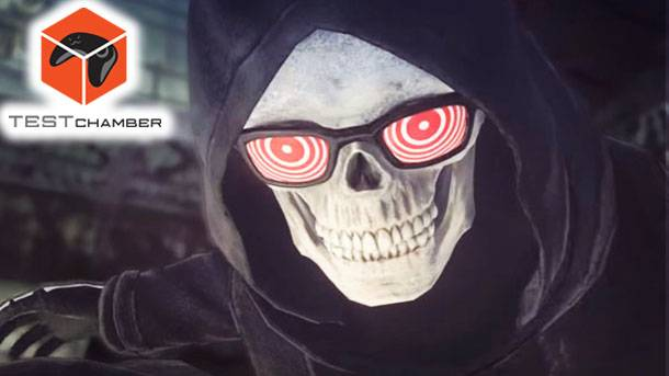 Test Chamber – The Crazy Antics And Bloody Deaths Of Let It Die