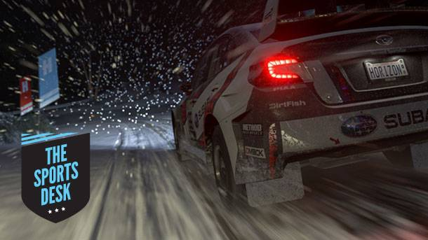 The Sports Desk – Forza Horizon 3 Blizzard Mountain & The Problem With Sports DLC