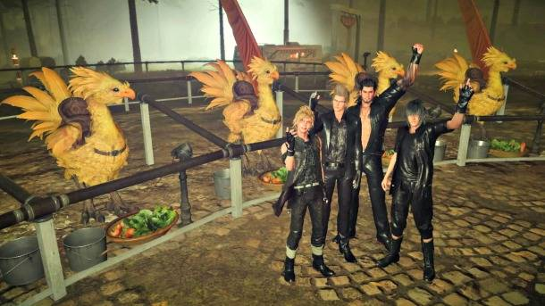 Five Fixes That Would Make Final Fantasy XV Even Better