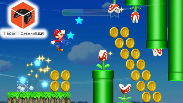Test Chamber – The Highs And Lows Of Super Mario Run