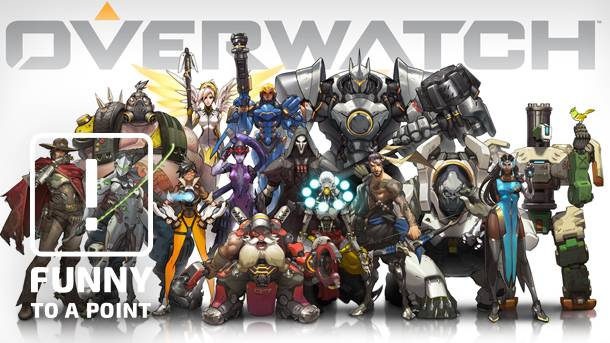 Funny To A Point – My Big Fat Greek Overwatch Character Ranking