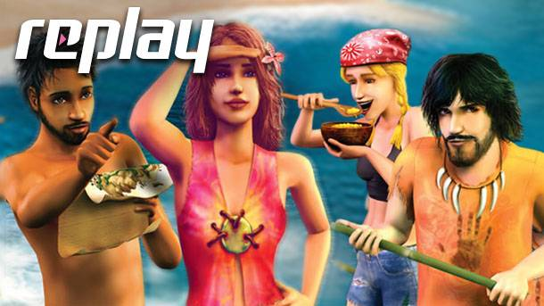 Replay – The Sims 2: Castaway