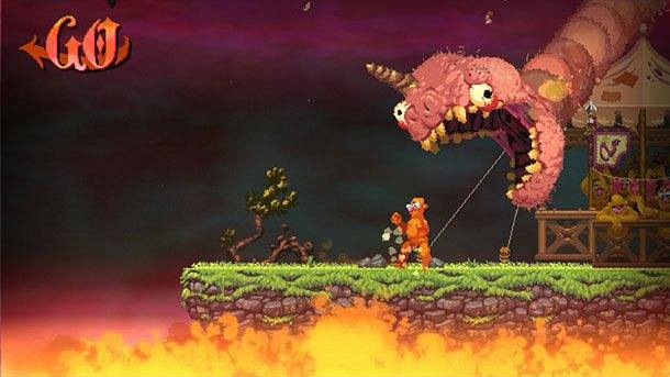 Nidhogg 2's Gameplay Justifies Its Art Style