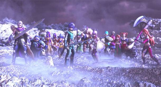 Dragon Quest Heroes II Coming To North America