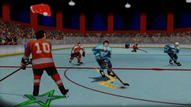 Arcade-Style Hockey Makes A Return