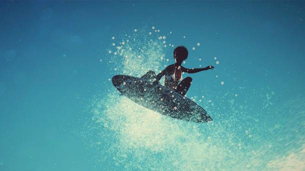 Catch The Perfect Wave In New Surfing Game