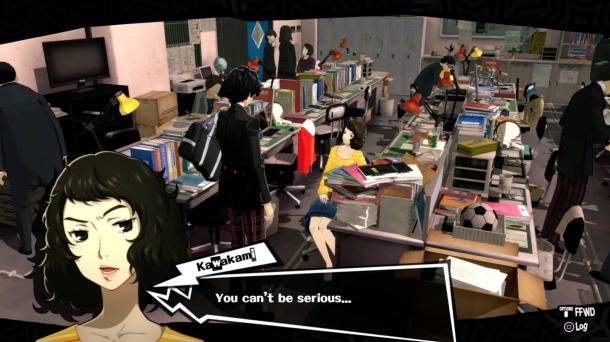 New Persona 5 Characters Show Off Shogi, Speeches & Secrets