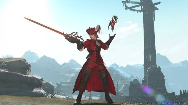 Expansion Launches In June, Adds Red Mage Class