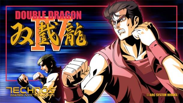 Double Dragon IV Will Bring Back Retro-Brawler Action On Jan. 30