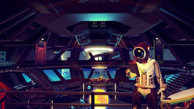 A new No Man's Sky patch addresses problems with mods