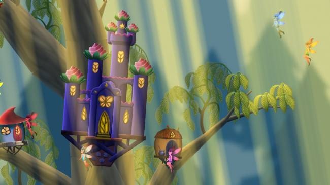 'Frog Fractions 2' found buried inside a game about fairies