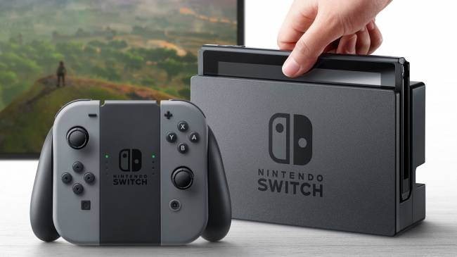 You won't be able to upgrade the Nintendo Switch's battery