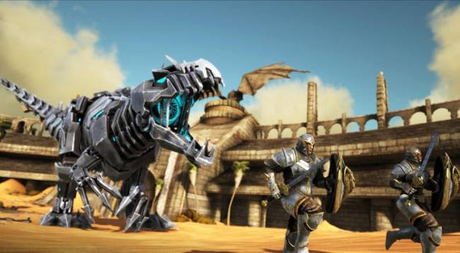 ARK: Survival Evolved Makes Its Way Onto PlayStation 4 Next Week
