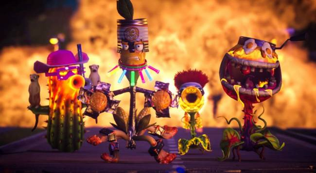 New Content Available for Plants Vs Zombies: Garden Warfare 2