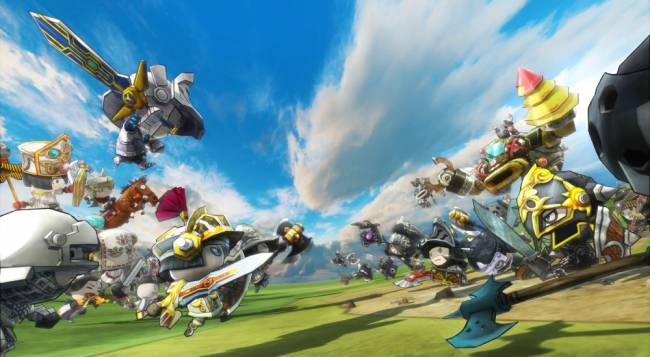 Happy Wars On Its Way To Windows 10