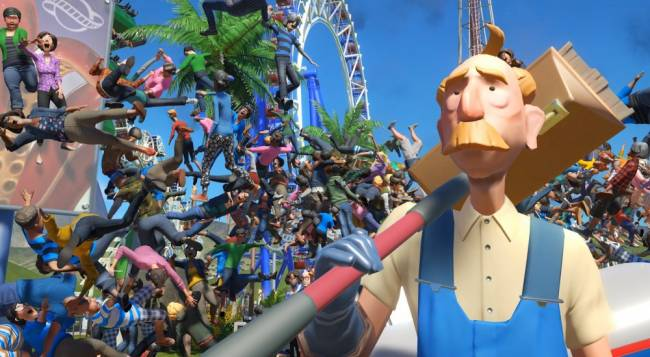 Our Weekend In Gaming: Roller Coasters, Robots, And Road Trips