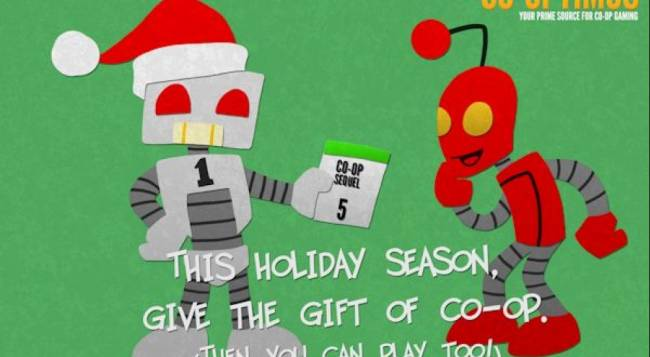 Win Free Games in our Annual Holiday Scratch-off!