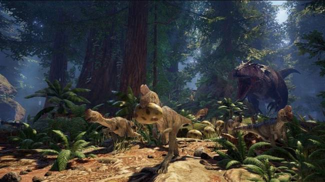 VR title ARK Park will let you see dinosaurs up-close and personal