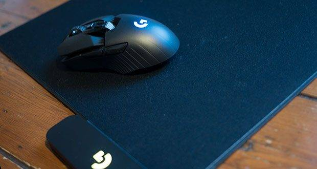 Logitech G903 & Powerplay review: A wireless gaming mouse recharged by its own mat
