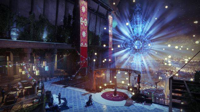 Destiny 2's holiday event adds snowballs, Mayhem and new gear