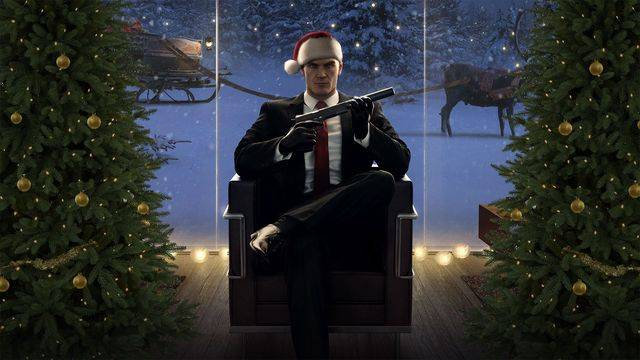 Hitman's Paris level will be free to download for a limited time
