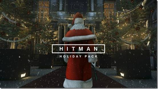 Hitman Holiday Pack Gives People Paris For Free