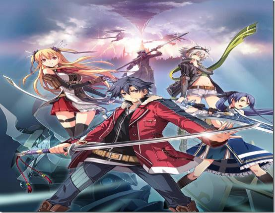 Trails of Cold Steel II: Kai Will Have Connectivity Elements With III and I: Kai