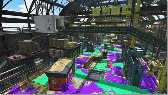 Slosher Deco And Walleye Warehouse Coming To Splatoon 2