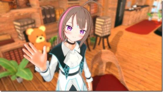 Project LUX Creator On Making Cute VR Characters And World End Economica Inspiration