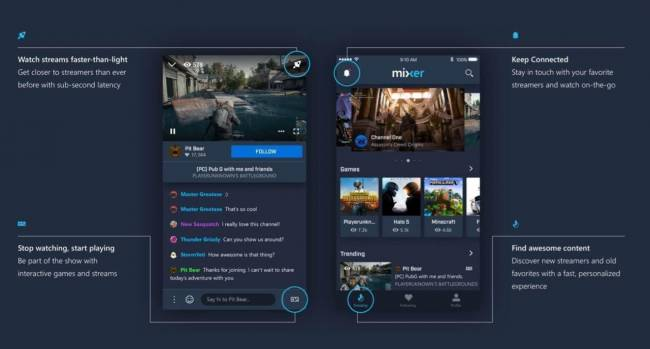 Mixer Streaming Service Gets Closer To Twitch With Launch Of New Feature