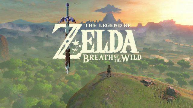 The Legend of Zelda: Breath of the Wild Wins The Game Awards 2017 Game of the Year Award