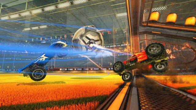 Rocket League Physical Release Coming Soon