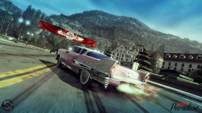 Rumor: Burnout Paradise Remastered Listed at Brazilian Supplier
